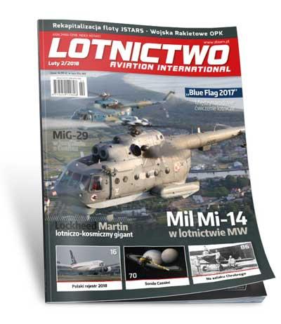Lotnictwo Aviation International 2/2018