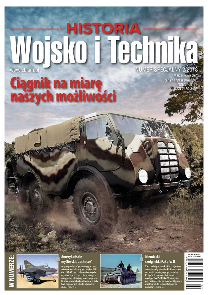 Wojsko i Technika Historia Numer Specjalny 2/2018