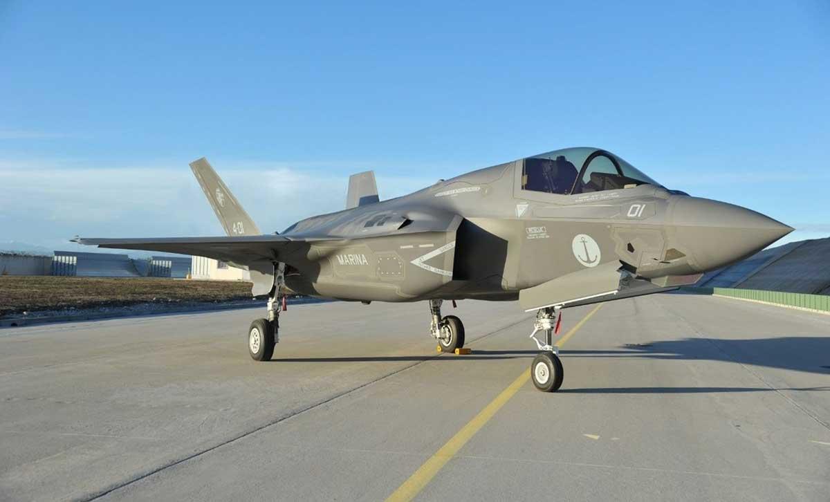 Włoskie F-35B