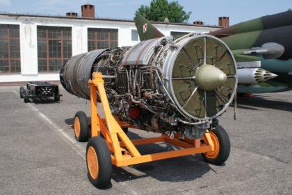 Serwis silników Su-22