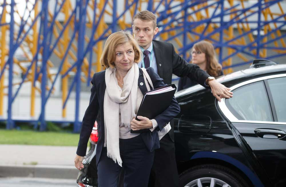Minister Obrony Republiki Francuskiej Florence Parly