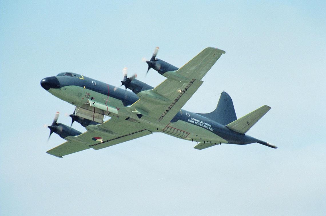 Morskie samoloty patrolowe przez ponad dwadziescia lat zapewnialy
