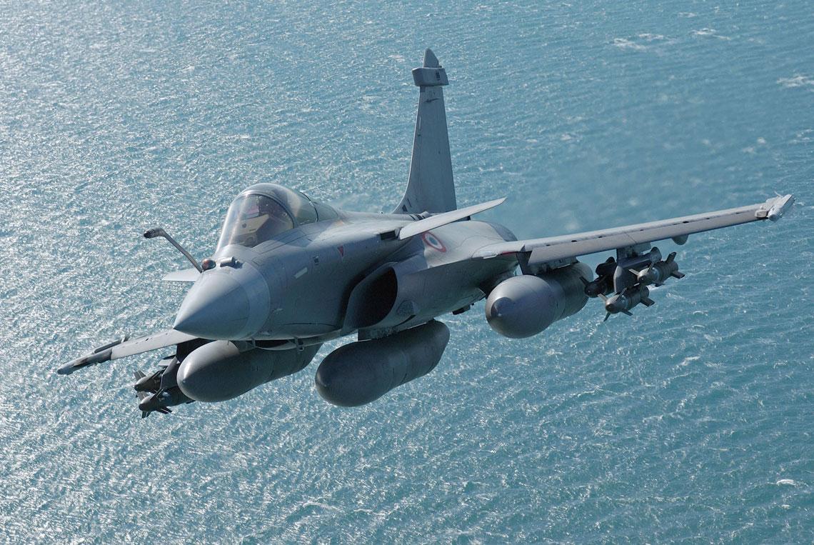 Nowosci francuskiego lotnictwa wojskowego