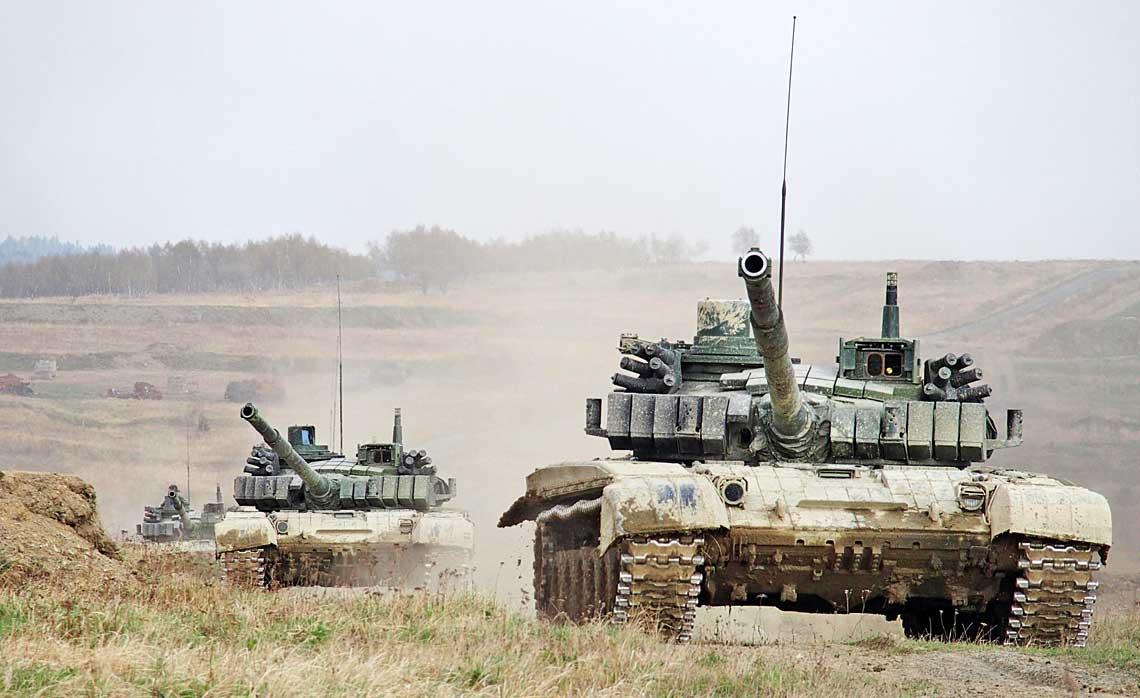 Czesi w2003 r. wprowadzili do sluzby gleboko zmodernizowany czolg T-72M1 – T-72M4 CZ. Ich nastepca mialby pojawic sie wlinii po 2025 r.