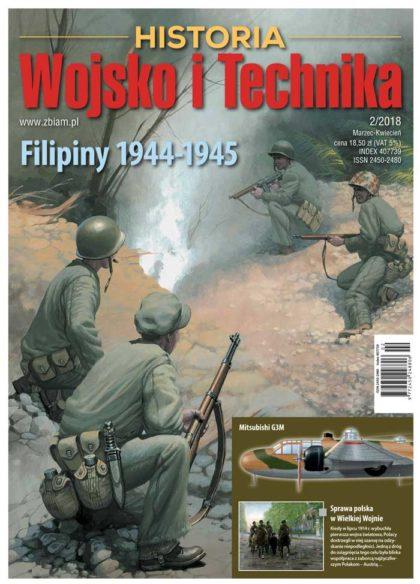 Czasopismo Wojsko i Technika Historia 2/2018