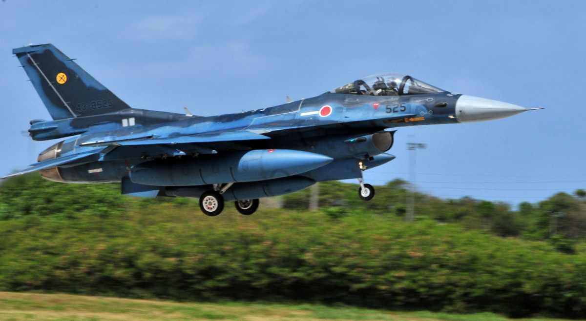 Według obecnych zamierzeń następcą F-2 ma stać się F-3.  Fot. USAF