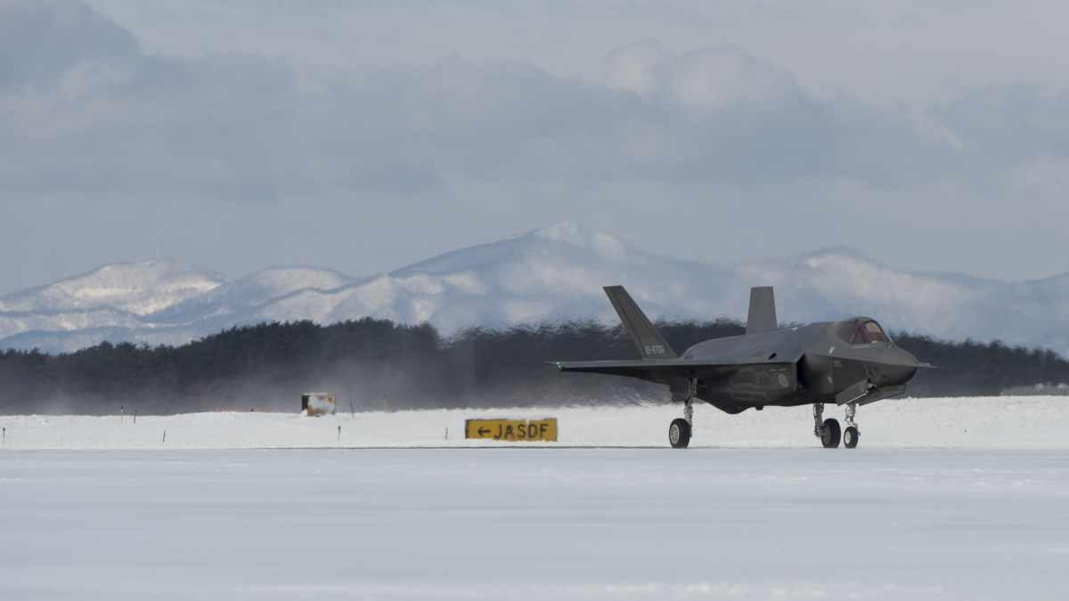 Obecnie Japończycy odbierają 42 F-35A, które być może zostaną uzupełnione przez kolejną partię maszyn wersji F-35B, a więc skróconego startu i pionowego lądowania – fot. USAF