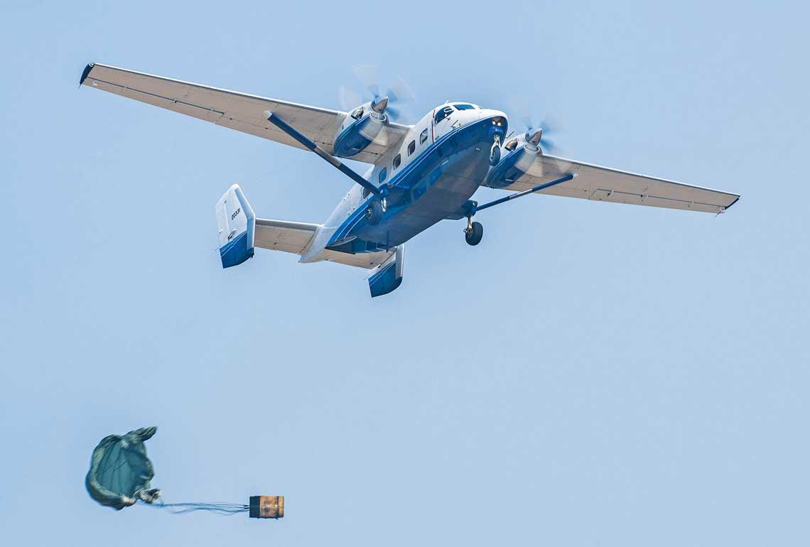 Mieleckie C-145 Skytruck na pewno wkrotce trafia do Estonii i Kenii. Dalej brak informacji, jak na oferte EDA zareaguja Nepal i Kostaryka.