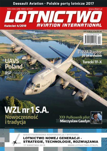 Lotnictwo Aviation International 4/2018