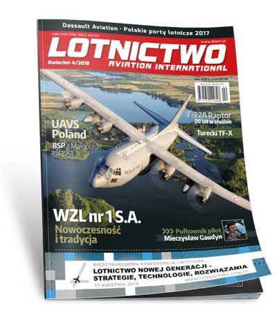Lotnictwo Aviation International 4/2018