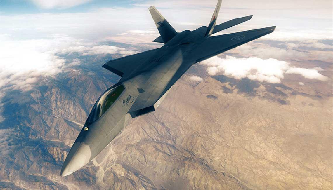 Na potrzeby Sil Powietrznych Turcji ma zostac zbudowanych nie mniej niz 250 wielozadaniowych samolotow mysliwskich Turkish Aerospace Industries TF-X