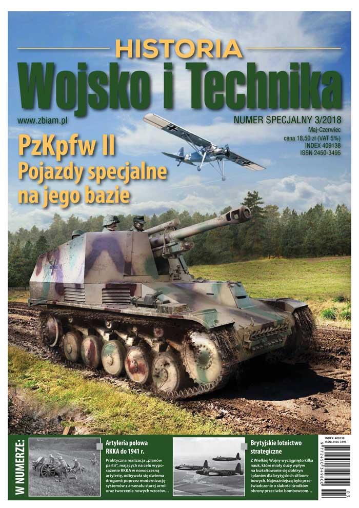 Czasopismo Wojsko i Technika Historia numer specjalny 3/2018