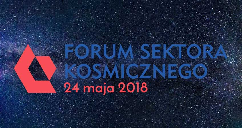 Forum Sektora Kosmicznego 2018