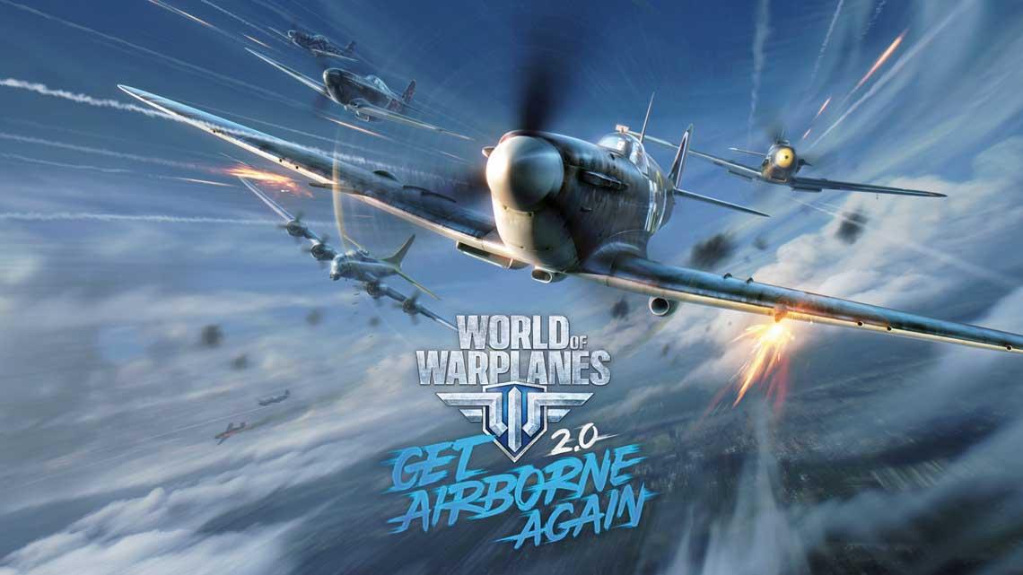World of Warplanes 2.0 – popularna gra o walkach powietrznych