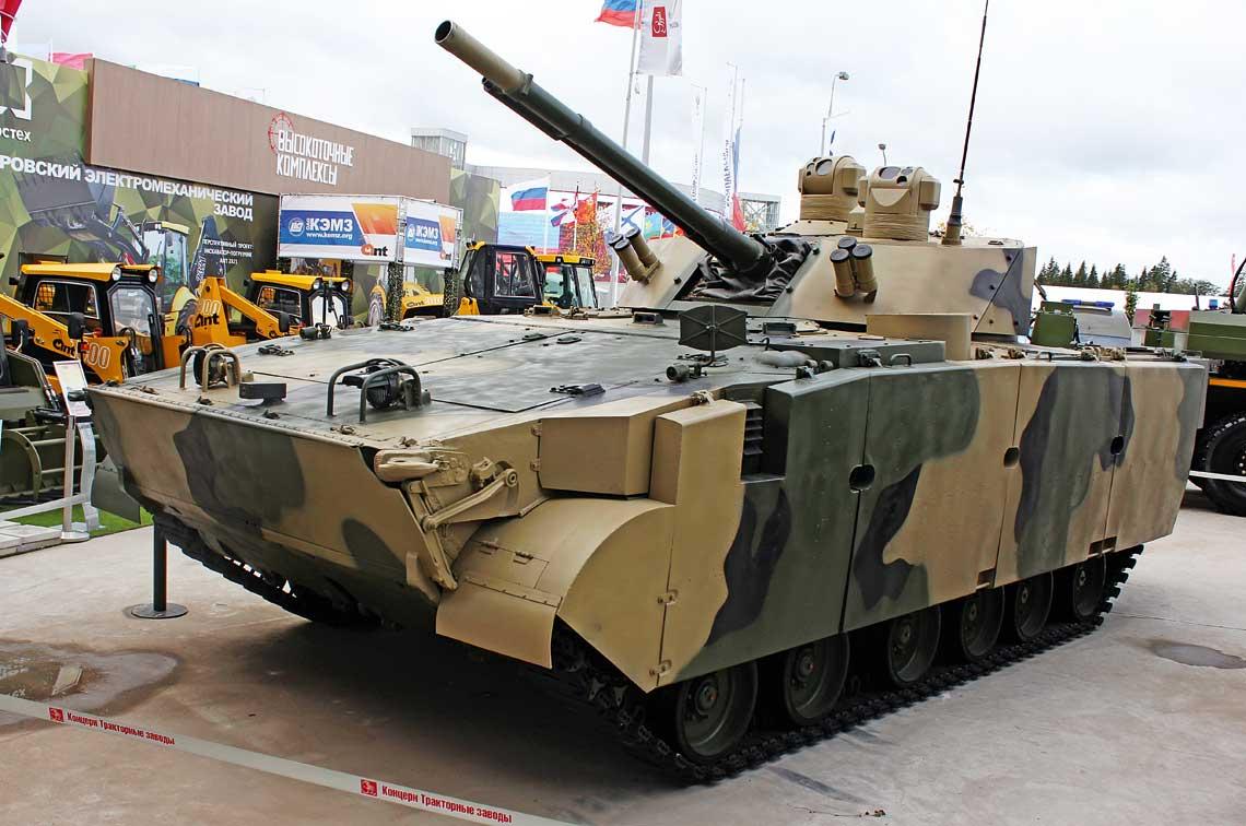 Bojowy woz piechoty BMP-3M Dragun.