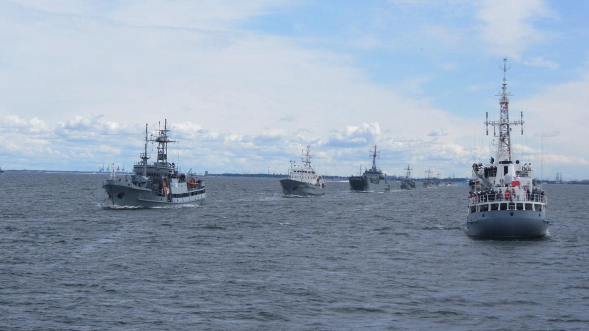 Święto Marynarki Wojennej – fotorelacja z parady morskiej 19