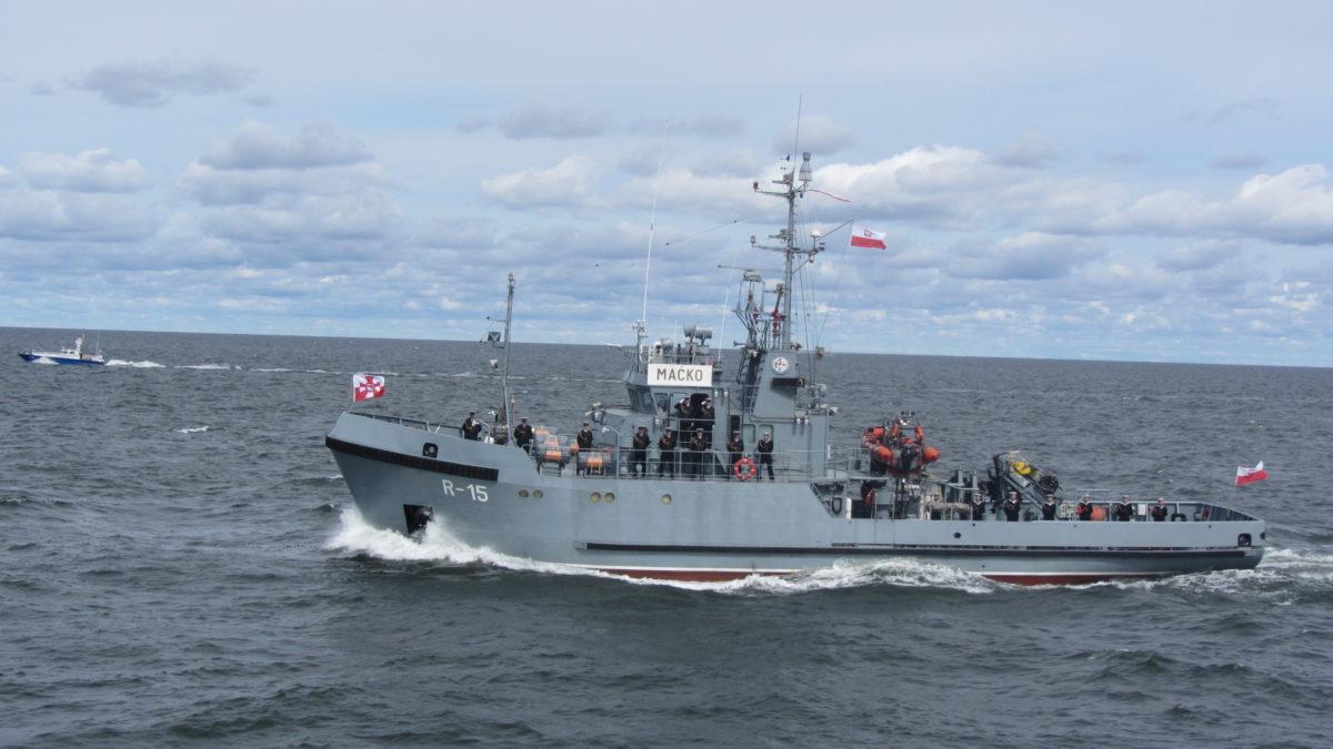 Święto Marynarki Wojennej – fotorelacja z parady morskiej 20