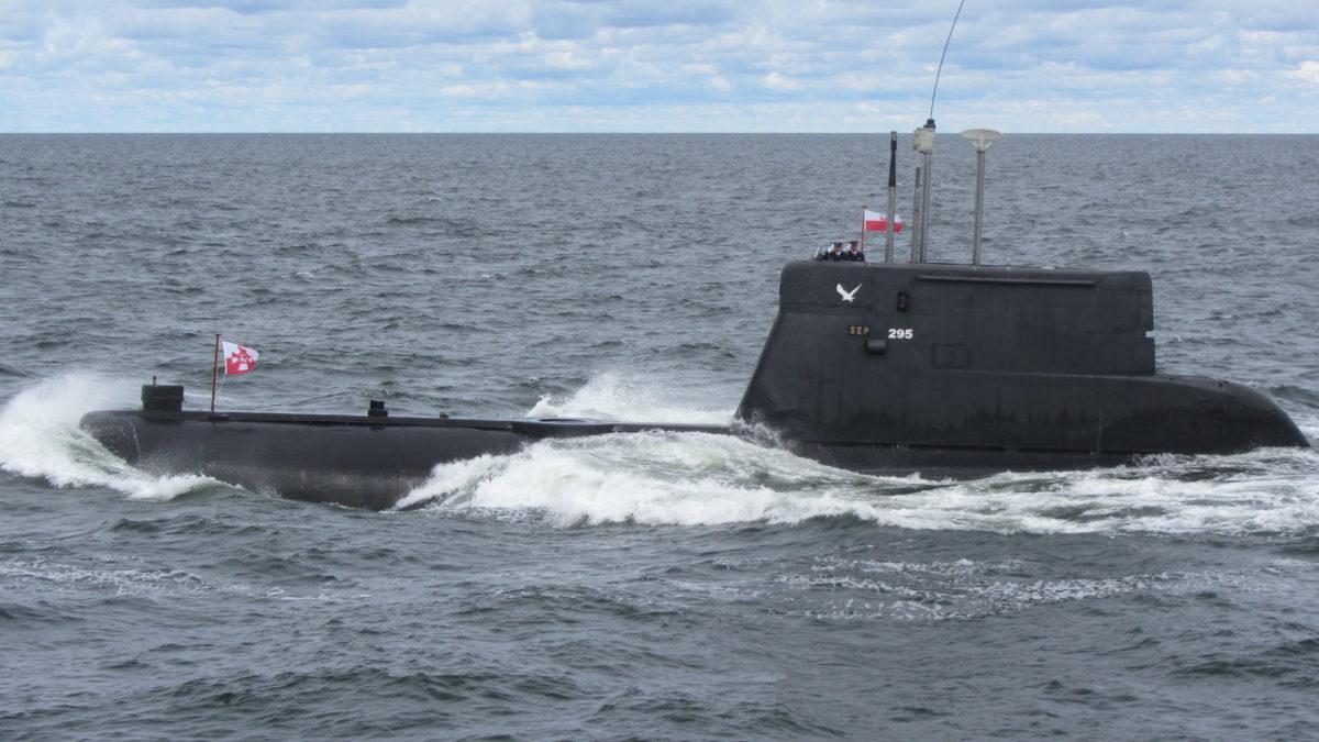 Święto Marynarki Wojennej – fotorelacja z parady morskiej 21
