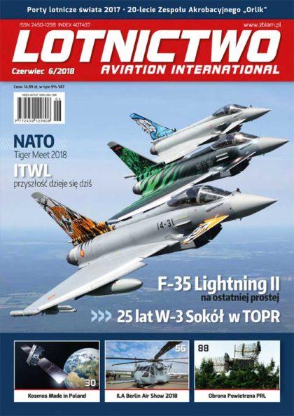 Lotnictwo Aviation International 6/2018