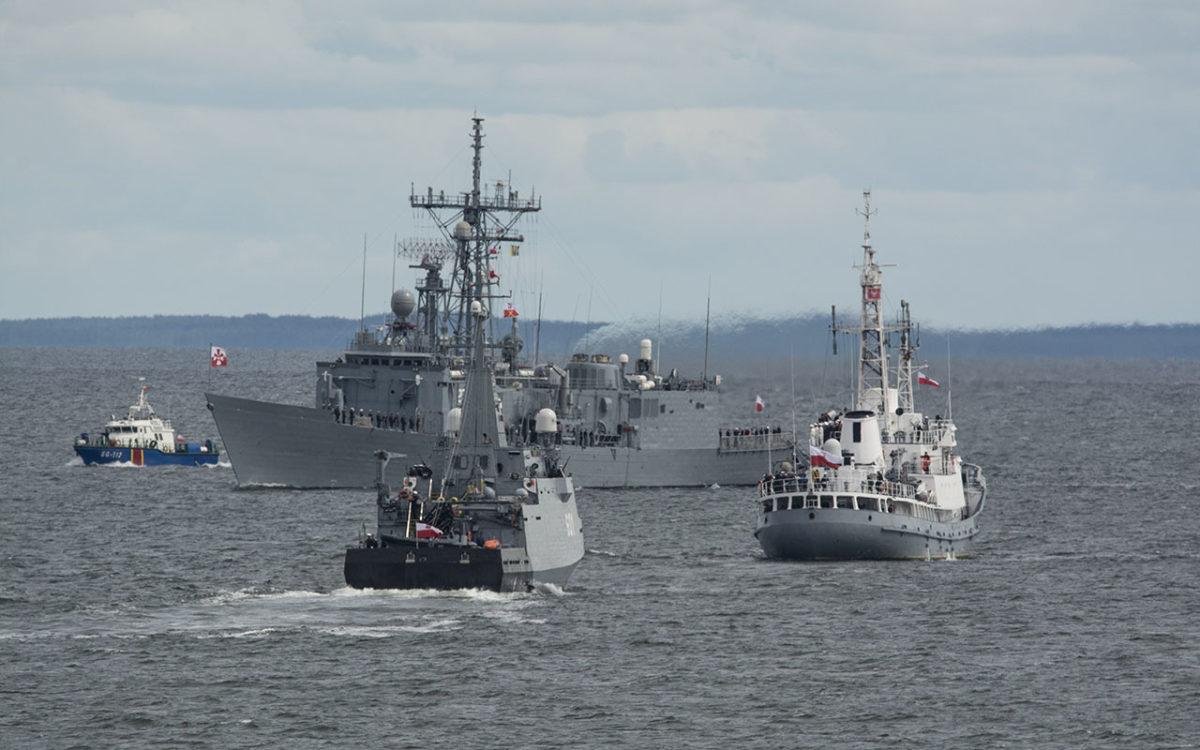 Święto Marynarki Wojennej – fotorelacja z parady morskiej 2