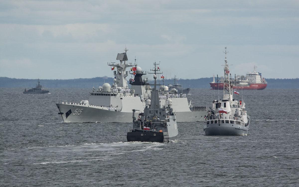 Święto Marynarki Wojennej – fotorelacja z parady morskiej 3