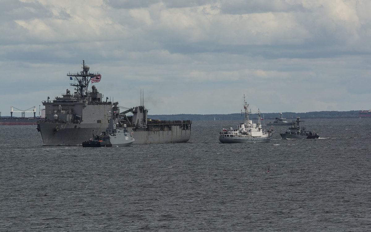 Święto Marynarki Wojennej – fotorelacja z parady morskiej 4