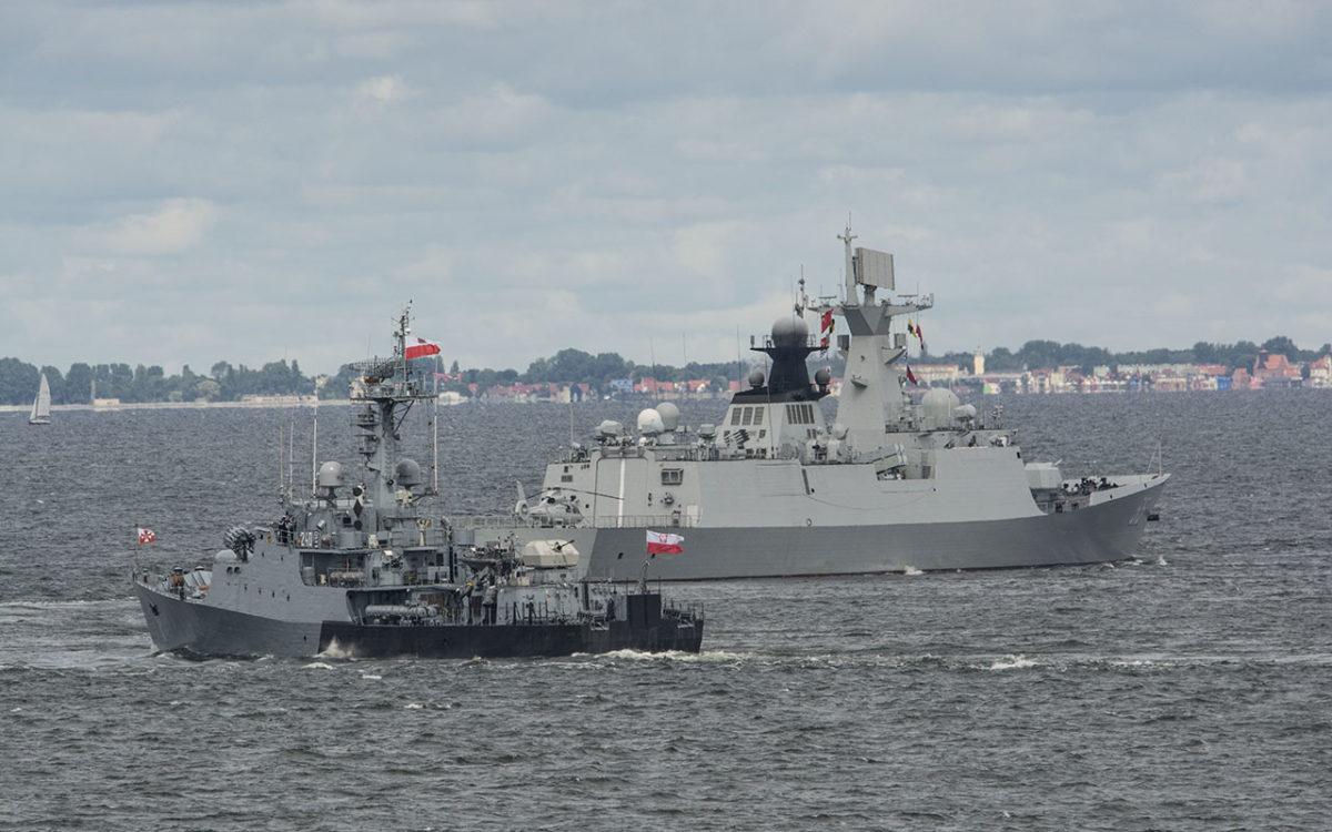 Święto Marynarki Wojennej – fotorelacja z parady morskiej 5