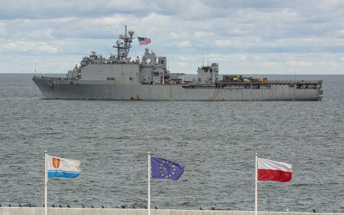 Święto Marynarki Wojennej – fotorelacja z parady morskiej 7