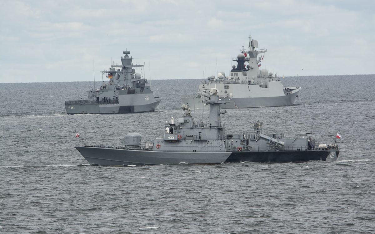 Święto Marynarki Wojennej – fotorelacja z parady morskiej 8