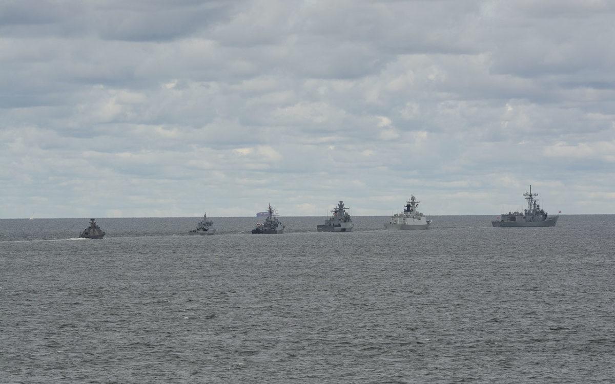 Święto Marynarki Wojennej – fotorelacja z parady morskiej 9