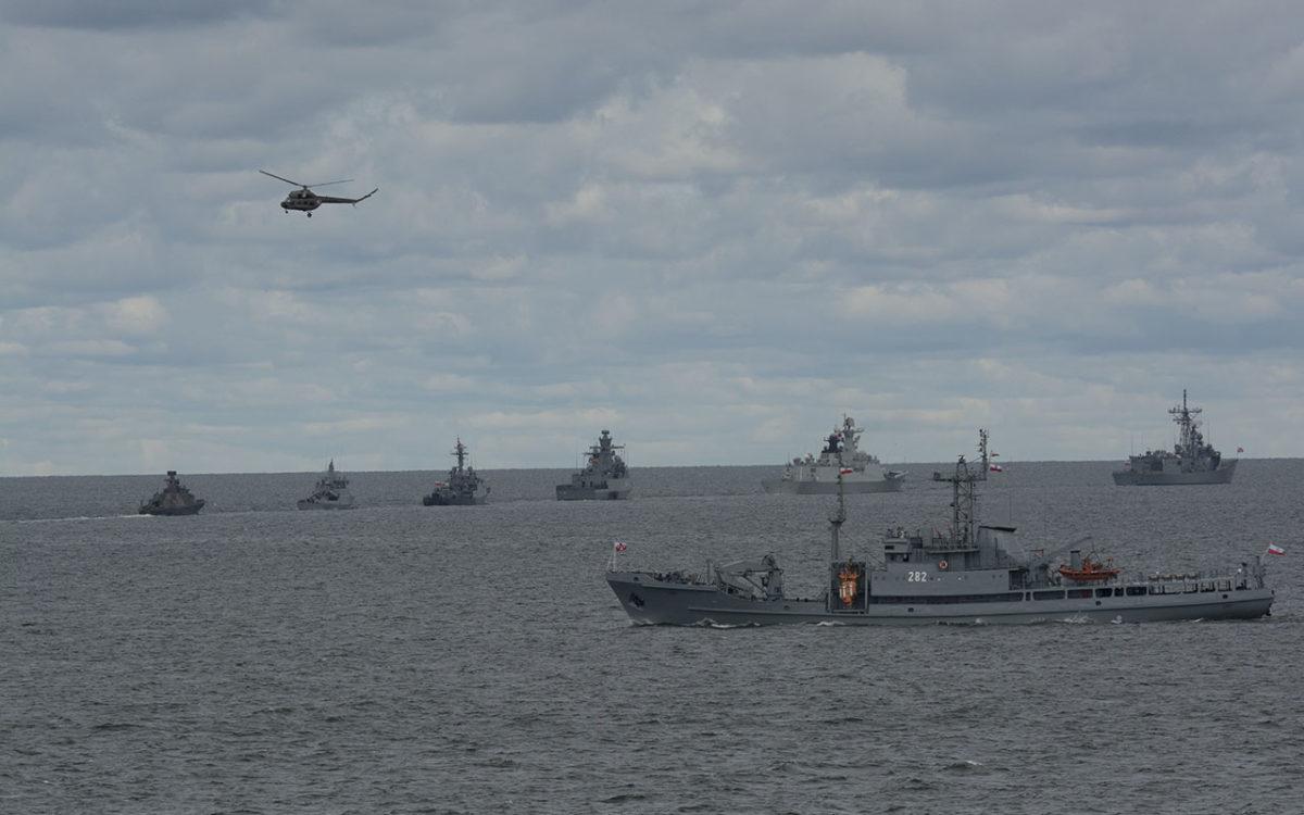 Święto Marynarki Wojennej – fotorelacja z parady morskiej 10