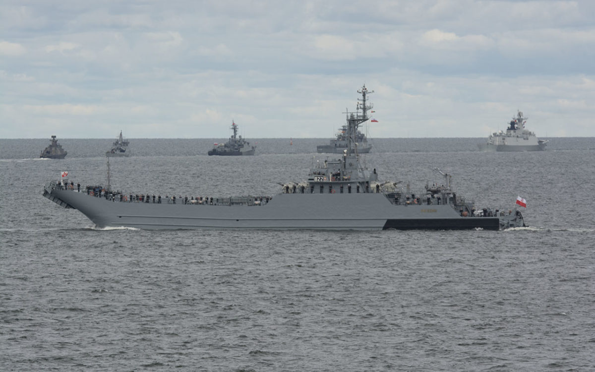 Święto Marynarki Wojennej – fotorelacja z parady morskiej 11