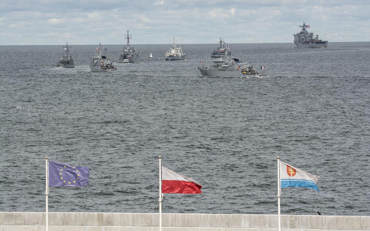 Święto Marynarki Wojennej – fotorelacja z parady morskiej 13