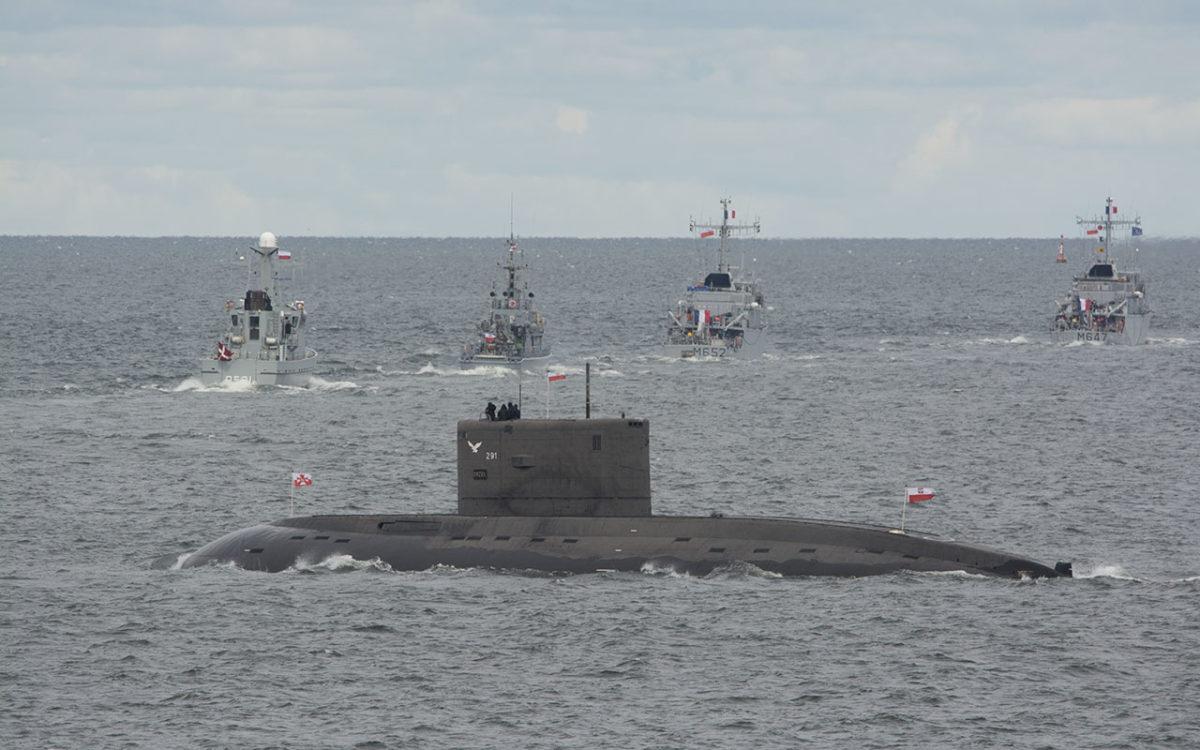 Święto Marynarki Wojennej – fotorelacja z parady morskiej 14