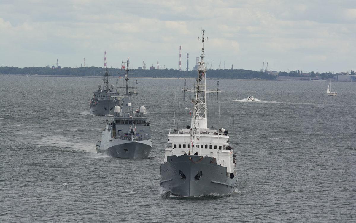 Święto Marynarki Wojennej – fotorelacja z parady morskiej 15