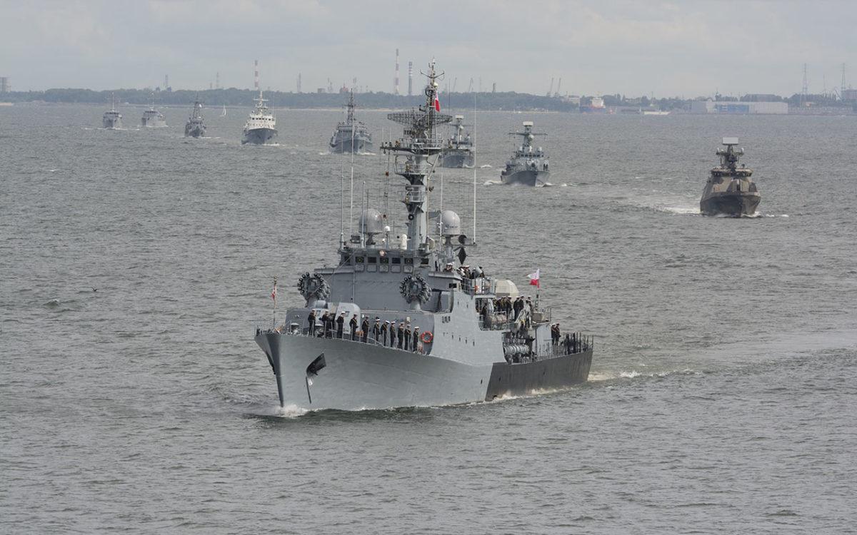 Święto Marynarki Wojennej – fotorelacja z parady morskiej 16