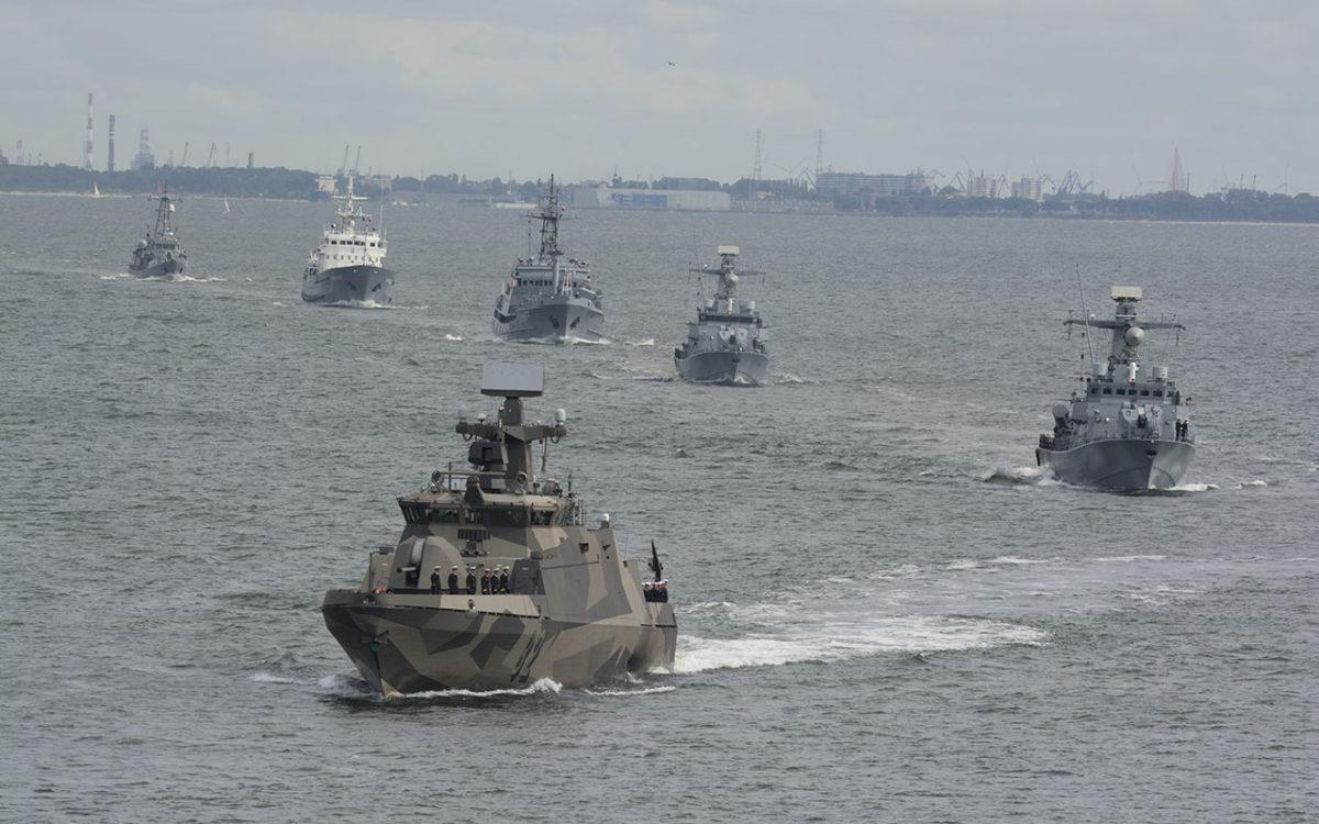 Święto Marynarki Wojennej – fotorelacja z parady morskiej 17