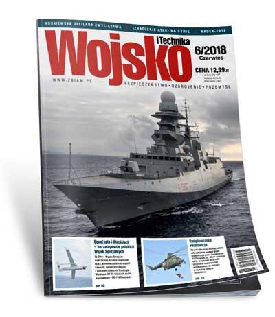Czasopismo Wojsko i Technika 6/2018