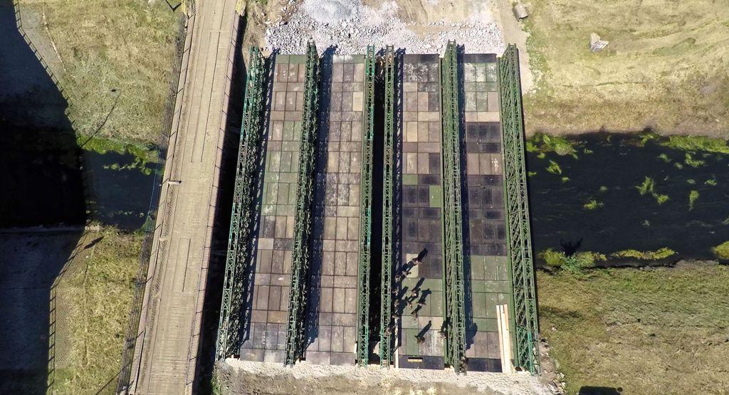 Serwis elementów mostów DMS-65