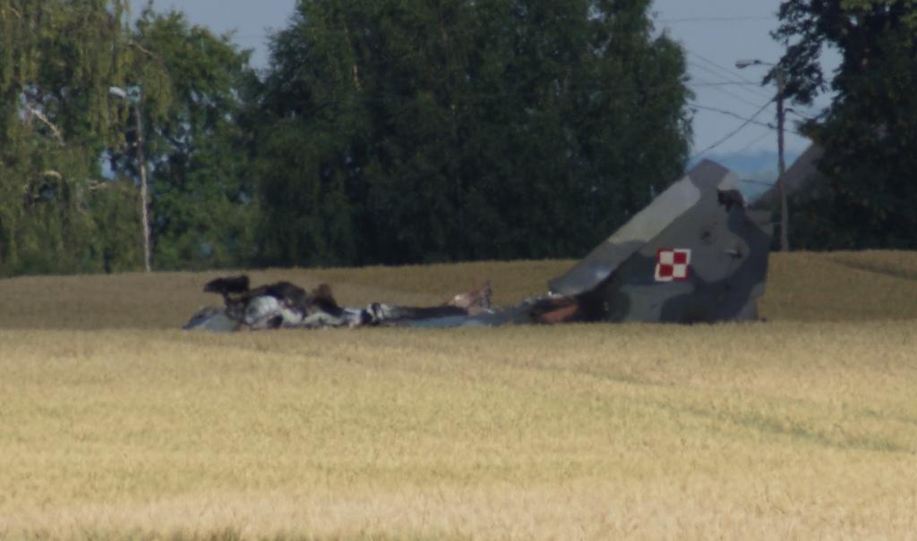 Katastrofa MiG-29