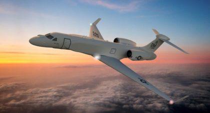 BAE Systems rozpoczyna prace przy wyposażeniu nowych EC-37B