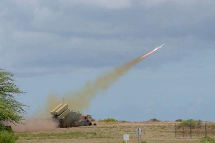 Rakietowe strzelania jednostek obrony wybrzeża