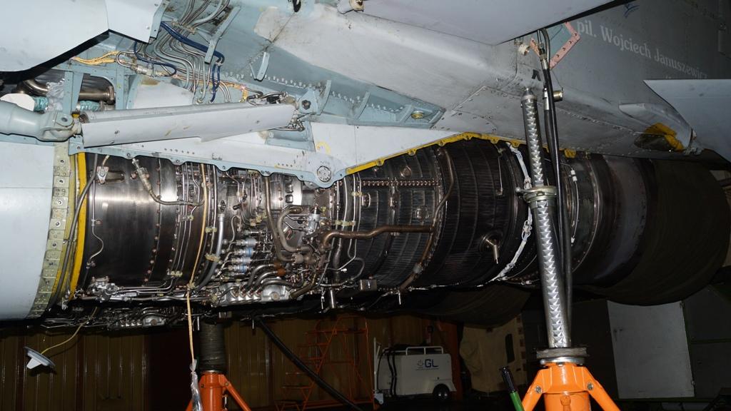 silniki dla MiGów-29