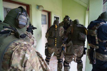 Wyposażenie dla Straży Granicznej