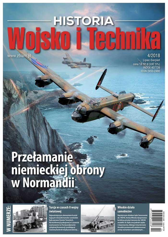 Czasopismo Wojsko i Technika Historia 4/2018