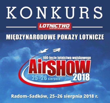 Konkurs Air Show 2018