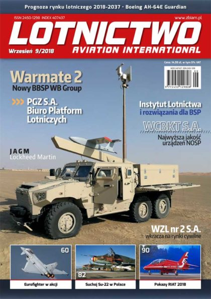 Lotnictwo Aviation International 9/2018