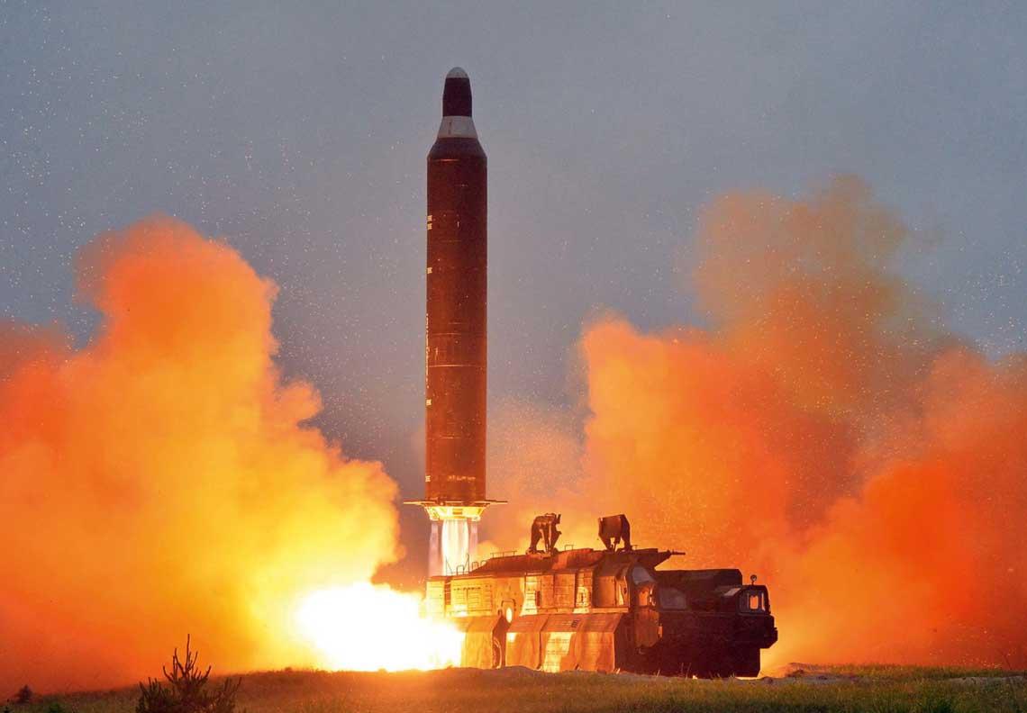 Rakietowo -lotniczy potencjal Koreanskiej Republiki Ludowo-Demokratycznej