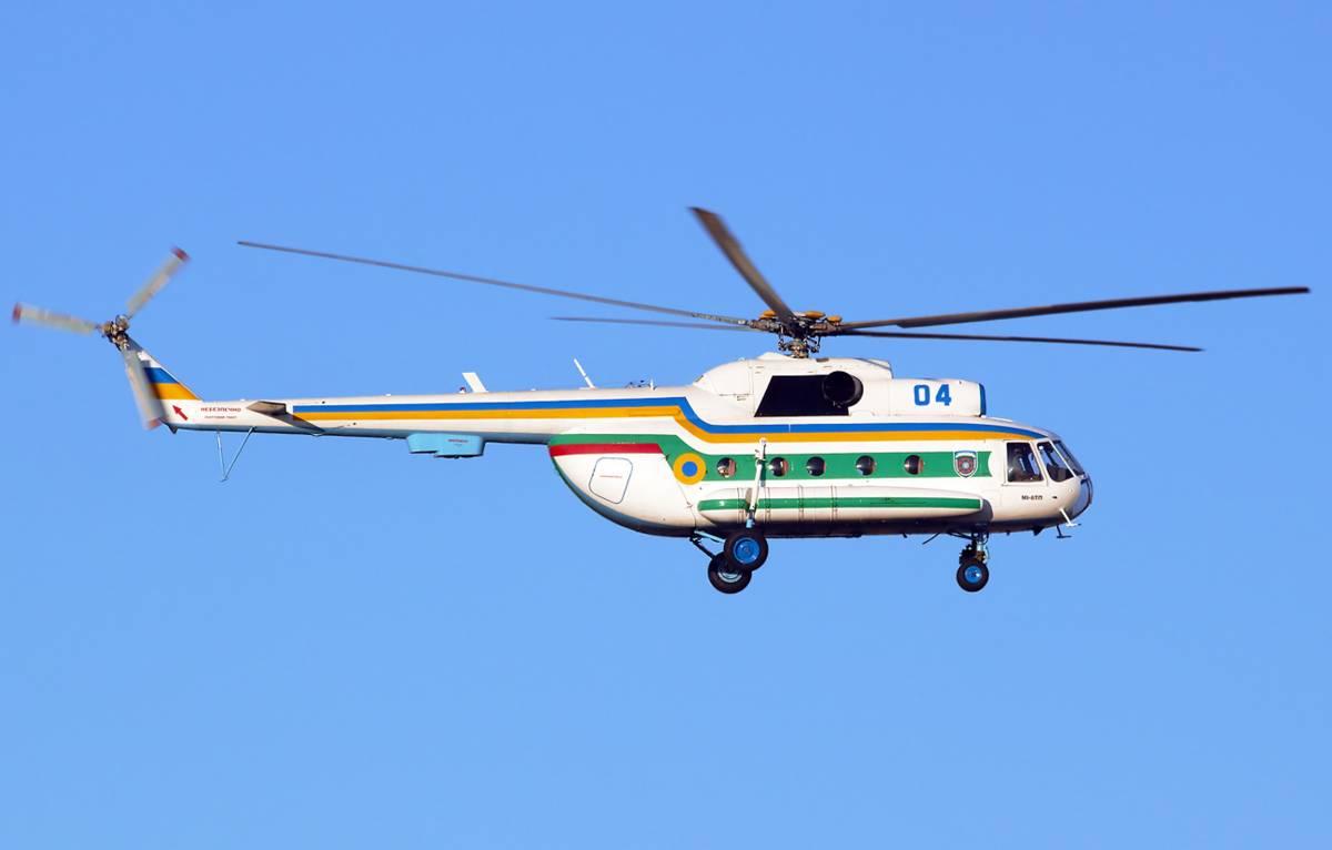 Ukraińska Państwowa Służba Graniczna będzie jednym z beneficjentów lipcowej umowy, która pozwoli na wycofanie obecnie używanych Mi-8.