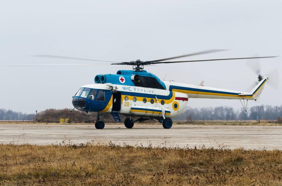 Pomimo faktu, że śmigłowce należą do MSW, są wykorzystywane do wsparcia operacji wojskowych we wschodniej części kraju, m.in. jako maszyny ewakuacji medycznej.